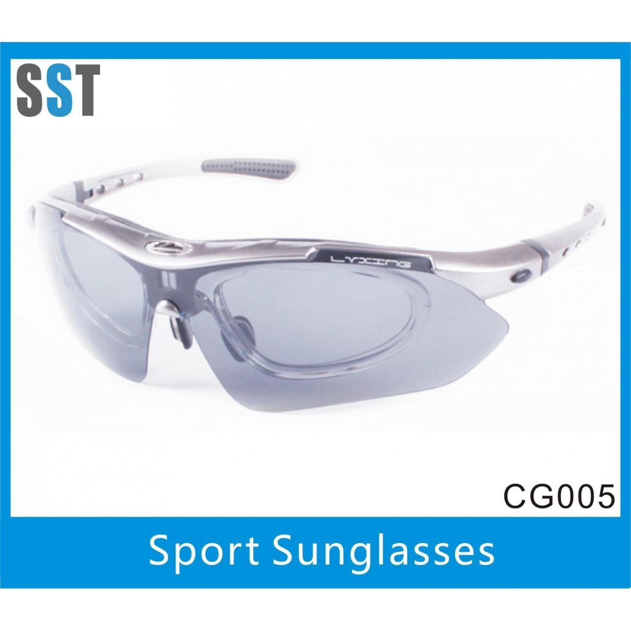 Buy cheap Cycling Glasses Interchangeable Lenses/ 2012 Fashionable Glasses from wholesalers