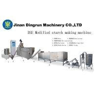 Buy cheap Nutritious rice machinery Modified corn starch extruder machine from wholesalers