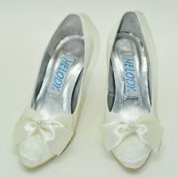 Buy cheap Bride Shoes Best Selling Lace Bridal Shoes Fancy Wedding Shoes from wholesalers