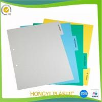 Buy cheap STATIONERY vinyl sheet protectors from wholesalers