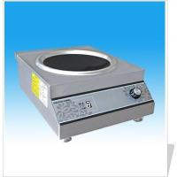 Buy cheap Countertop Commercial Induction woks from wholesalers