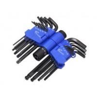Buy cheap Tools Precision Casting Hex Key Wrench Set from wholesalers