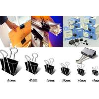 Buy cheap Stationery Binder Clips from wholesalers