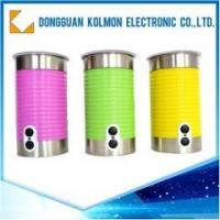Buy cheap Newest Product Automatic stainless steel electric milk frother from wholesalers