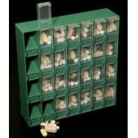 Buy cheap Daily Living Aids 14-Day Two-Sided Pill Box Organizer by Meds-Pro from wholesalers