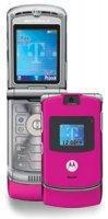 Buy cheap BRAND NEW MOTOROLA RAZR V3 RAZOR PINK TMOBILE Cellular PHONE product
