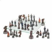 Buy cheap Americana Deluxe Civil War Chess Set from wholesalers