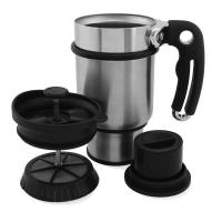 Buy cheap Double Shot Travel French Press Mug from wholesalers