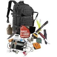Buy cheap Backpacks RuckUp Black 24 Hour Bug Out Bag Backpack from wholesalers