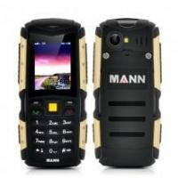 Buy cheap Cell Phones MANN ZUG S Rugged Phone (Gold) product