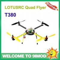 Buy cheap quadcopter LotusRC T380 aircraft 4channel RC Quadcopter (KIT) from wholesalers