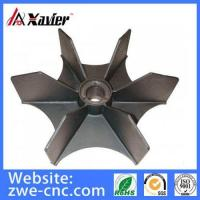 Buy cheap Metal Processing Parts Water Pump Impeller by Sand Casting Parts, Precision Casting from wholesalers