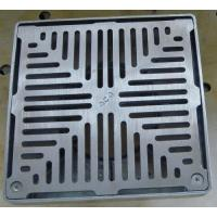 Buy cheap Universal Hardware Parts China Stainless Steel Floor Drain of Precision Castings - Chi from wholesalers