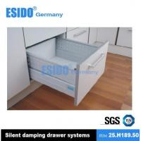 Buy cheap Silent Damping Drawer Systems 25.H189.50 from wholesalers