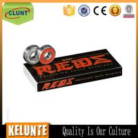 Buy cheap Bones Reds Bearing 608rs Bearing for Skateboard Bearing from wholesalers