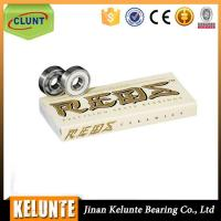 Buy cheap Ceramic bearing 608RS bones ceramic reds with white seal from wholesalers
