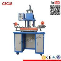 Buy cheap plate pneumatic hot foil stamping machine plate pneumatic hot foil stamping machine from wholesalers
