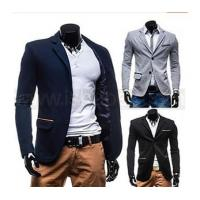 Buy cheap Men's Casual Fashion Blazer (Suit Jacket) S1571 from wholesalers