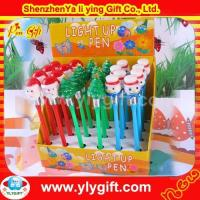 Buy cheap Pen Christmas tree led pen,santa clause led pen,snowman led pen from wholesalers