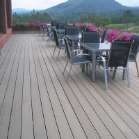 Buy cheap WPC Decking Wood Plastic Composite Outdoor Decking from wholesalers