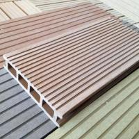 Buy cheap Outdoor decking WPC flooring Environmental Friendly WPC Landscape Flooring from wholesalers