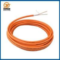 Buy cheap heating cable OGILLT Twin Cores Heating Cable from wholesalers