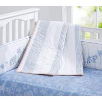Buy cheap Printed baby crib bedding set from wholesalers