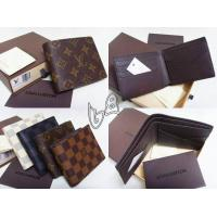 Buy cheap 2015 New style Louis Vuitton Wallets men Wallet New lv purses free shipping from wholesalers