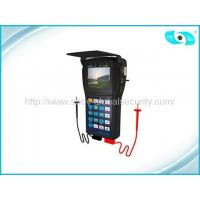 Buy cheap CCTV Tester PTZ CCTV Tester , RS232 / RS422 / RS485 Tester with 2.5 Inch LCD from wholesalers