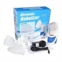 Buy cheap Portable Ultrasonic Respirator Nebulizer Emergency Humidifier With UK/US/EU Adapter from wholesalers