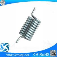Buy cheap Torsion spring Different material small hot sale flat torsion spring from Xiamen from wholesalers