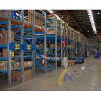 Buy cheap Multi-Tier Racking Mezzanine from wholesalers