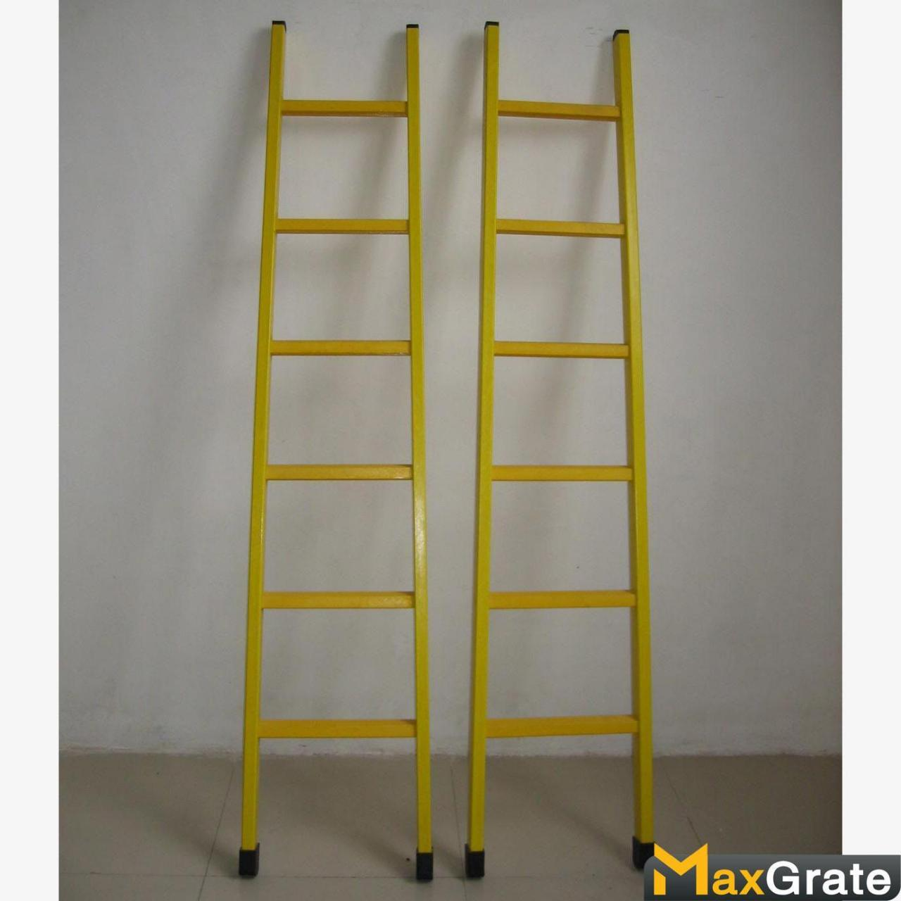 FRP Safety Ladder Fiberglass Safety Ladder