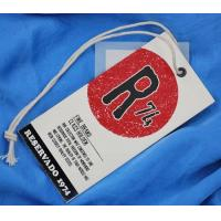 Buy cheap Paper hang tag with metal eyelet from wholesalers