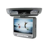 Buy cheap car roof mount dvd player 9 digital screen car roof mount dvd player from wholesalers