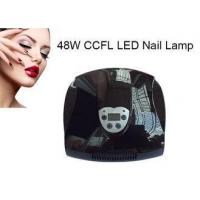 Buy cheap Most Timer Setting Powerful UV LED Nail Lamp 48W Car Design Curing Lamp from wholesalers