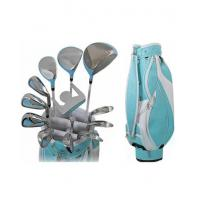 Buy cheap Lady Package Set LT-CL-003 Golf Clubs Package Set, Titanium Driver from wholesalers