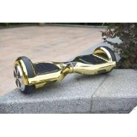 power bank Mirror color electroplating self balancing scooter hoverboard