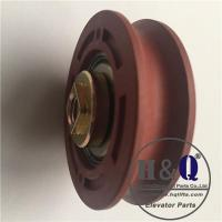 Buy cheap Elevator Wheel KONE door roller 50*14 KM89628G02 D50MM from wholesalers