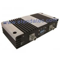 Buy cheap Single Band Repeater 23dBm Single band Signal Repeater from wholesalers