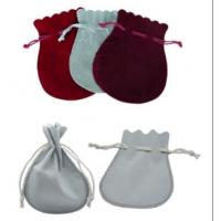 Buy cheap Velvet Drawstring Jewelry Pouches/Gift Bag-ADFD8114 from wholesalers