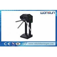 Buy cheap Turnstile Barrier Gate Semi Automatic Mechanical Tripod Turnstile Barrier Gate For Supermarket from wholesalers
