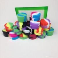 jar&container silicone customized bho oil container
