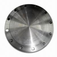 Buy cheap Blind Flange ASTM A105 Carbon Steel Blind Flange, RF, 300LB from wholesalers