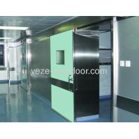 Buy cheap Hospital electric hermetic door from wholesalers