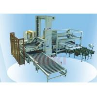 Buy cheap Packing line Low bed type automatic stacker machine from wholesalers