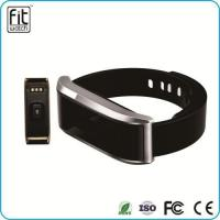 Buy cheap 60mAh heart rate sleep monitor bluetooth Wearable Technology smart bracelets from wholesalers