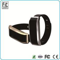 Buy cheap Calorie Burning Management Bluetooth Wearable Technology Smart Bracelet Manufacturer & Supplier from wholesalers