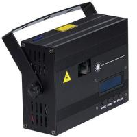 Buy cheap Single Color Laser Lights Single Green Animation laser light with dual temperature control from wholesalers