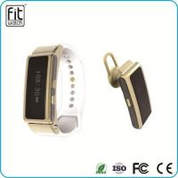 Buy cheap Fashionable bluetooth wearable technology smart bracelet bluetooth headset from wholesalers